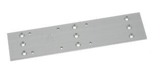 Monteringsplade til dørlukkere