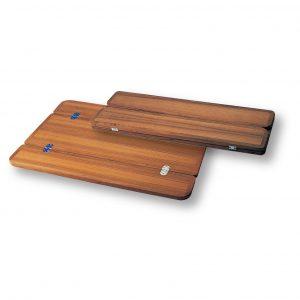 Foldbar bordplade
