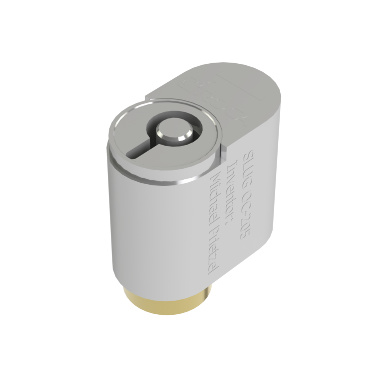 SLUG OC-205 Lock cylinder